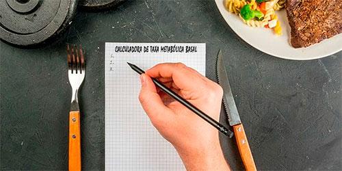 Como calcular a taxa de metabolismo basal