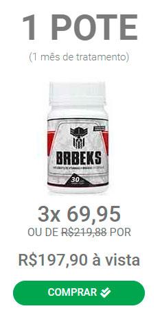 BRBEKS 1 frasco