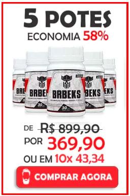 Comprar BRBeks - 5 potes