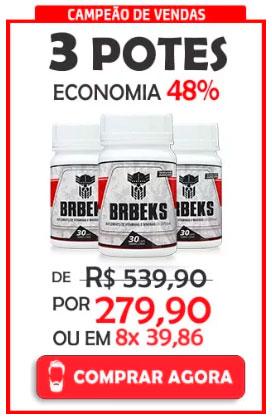 Comprar BRBeks - 3 potes