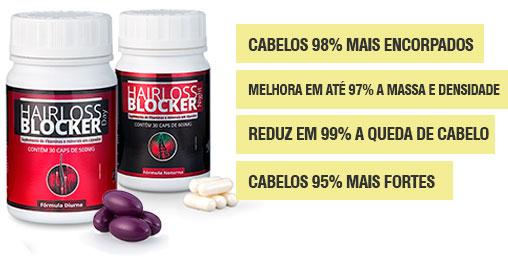 Benefícios de HairLossBlocker (HLB 2.0)