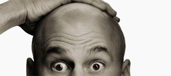 HairLossBlocker para perda de cabelo