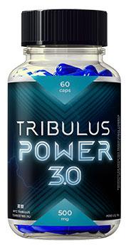Pote Tribulus Power para impotência