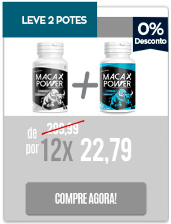 comprar maca x power