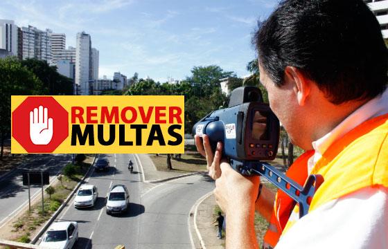 remover multas