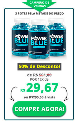 3 Potes Power Blue