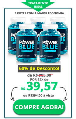 5 Potes Power Blue