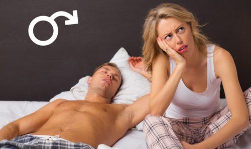 Falta de desejo masculino: Como tratar