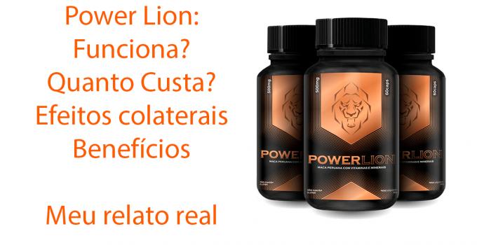 Power Lion funciona